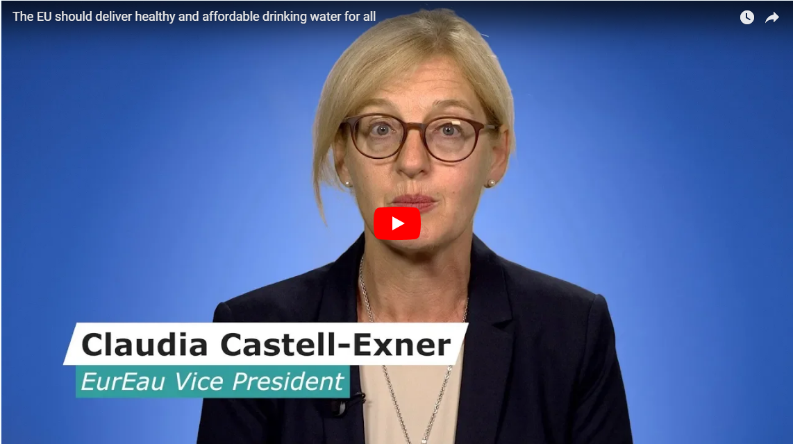 The EU should deliver healthy and affordable drinking water for all (video)