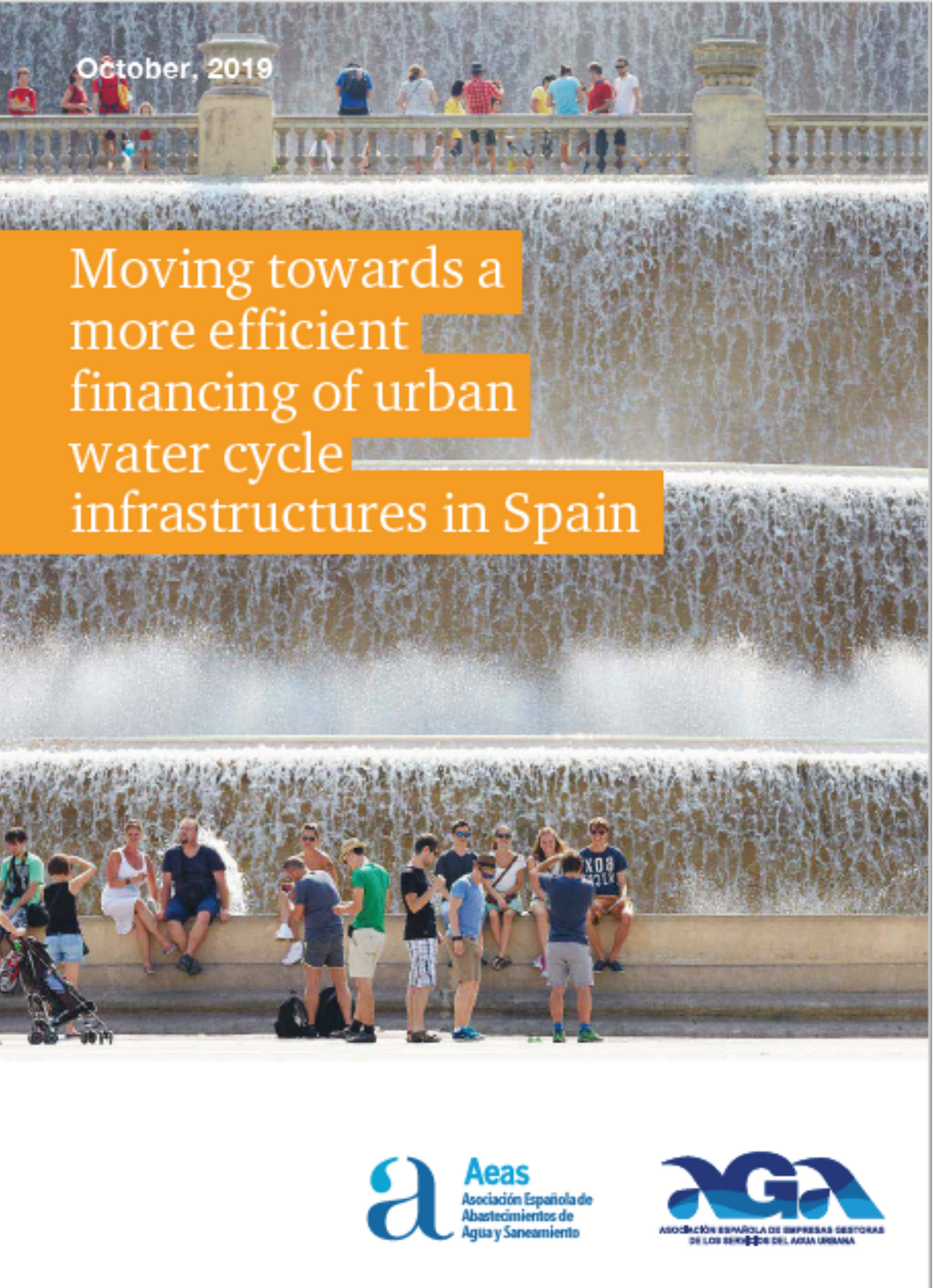 Moving towards a more efficient financing of urban water cycle infrastructures in Spain