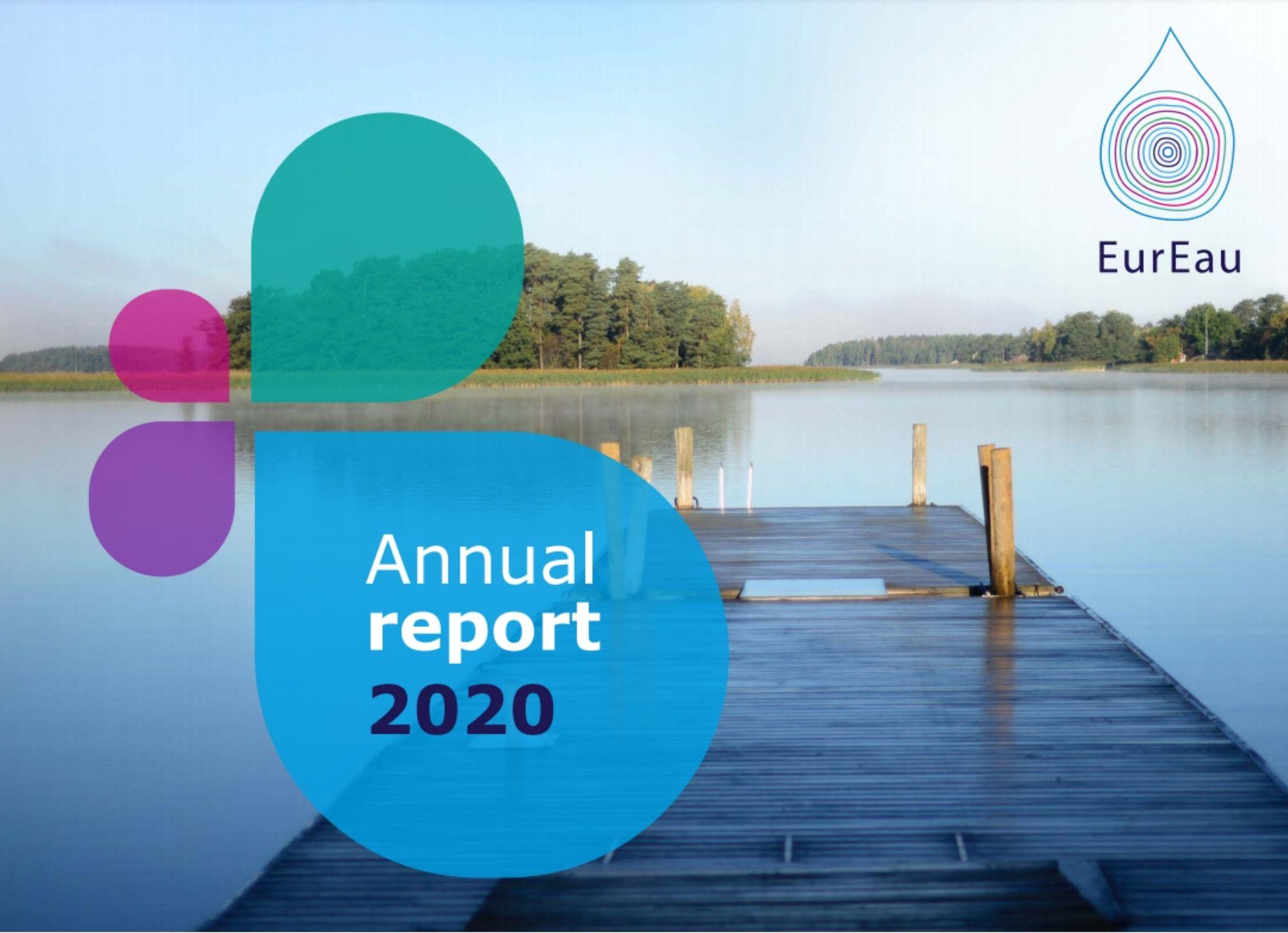 EurEau Annual Report 2020