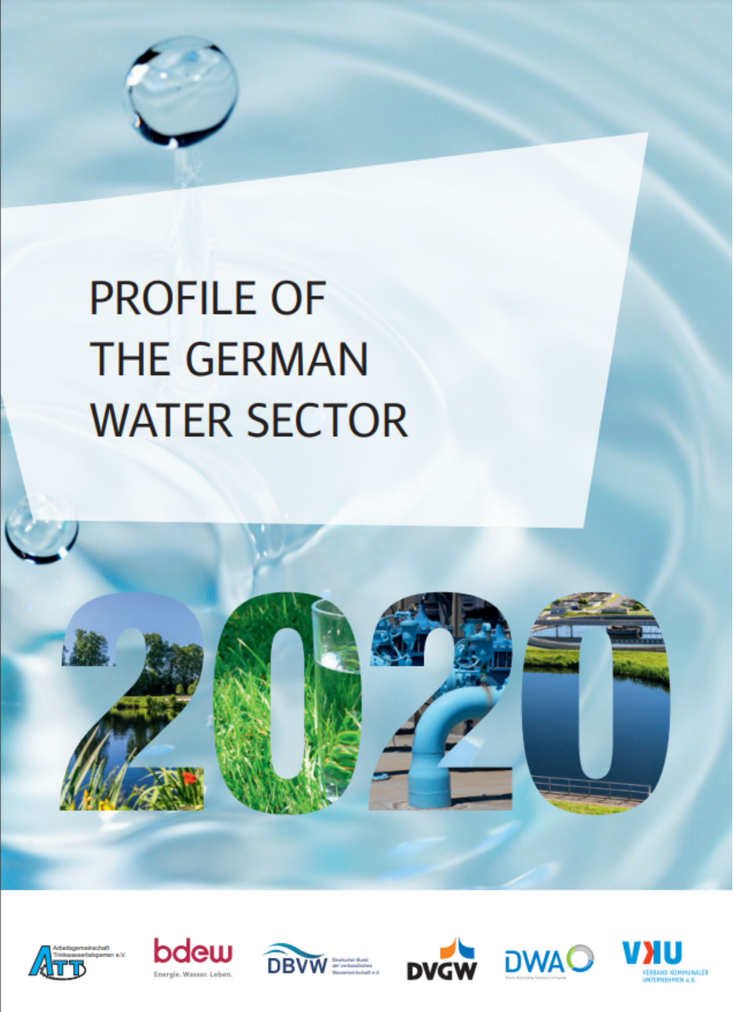 Profile of the German Water Sector 2020