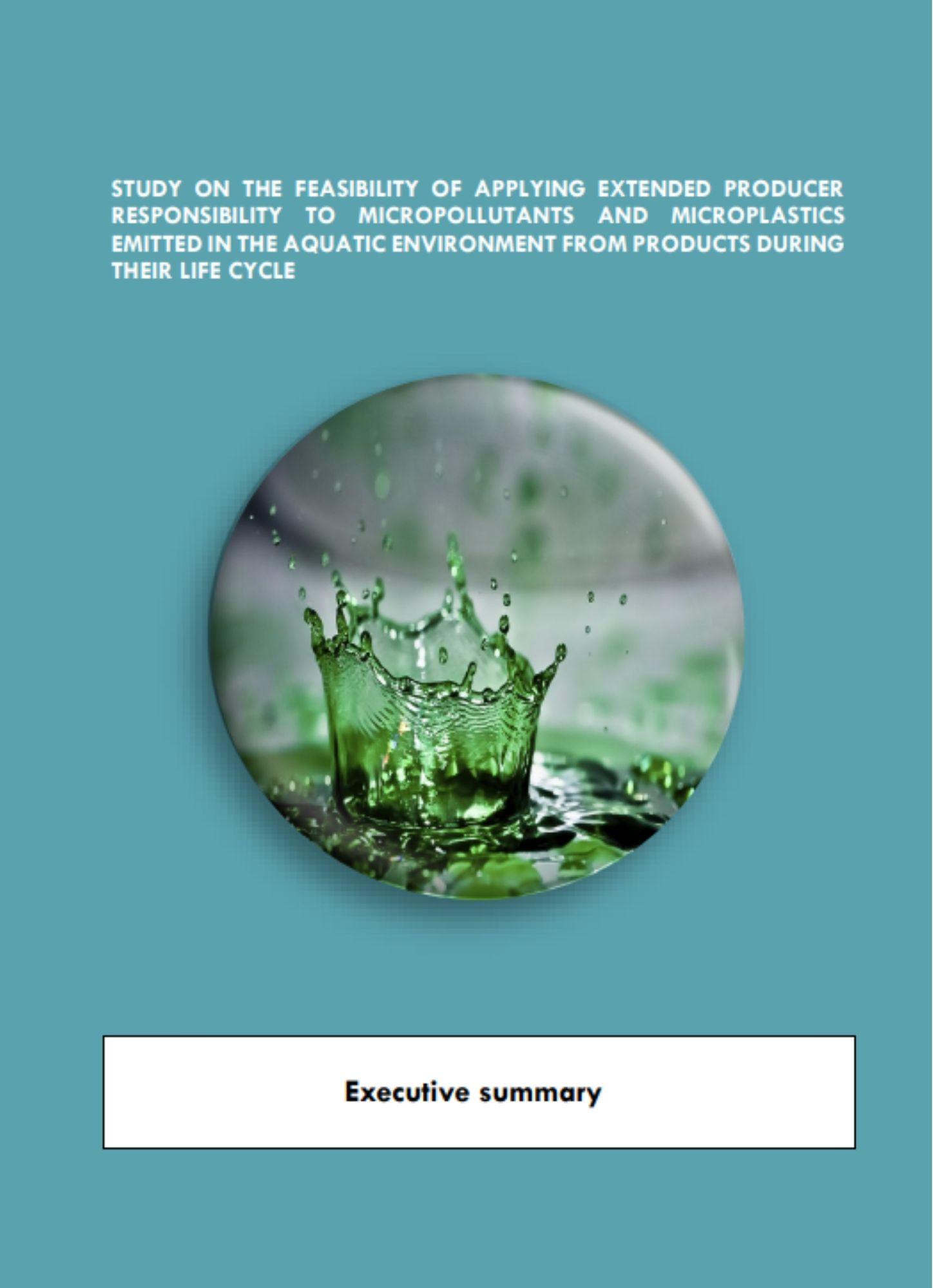 Deloitte EurEau Report - Extended Producer Responsibility - Modules 1-2-3
