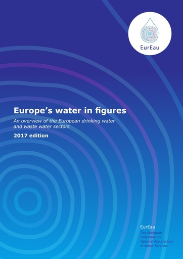 Europe's water in figures - a statistical snapshot of drinking and waste water in Europe