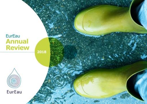 EurEau Annual Review 2018