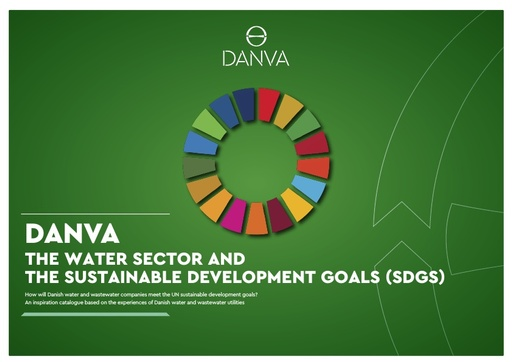 The water sector and the UN SDG's - the Danish perspective