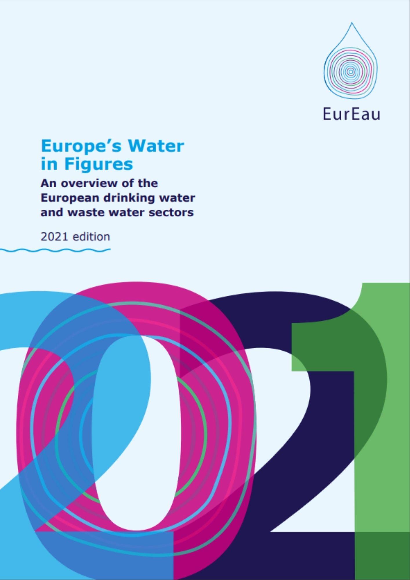 Europe's Water in Figures 2021